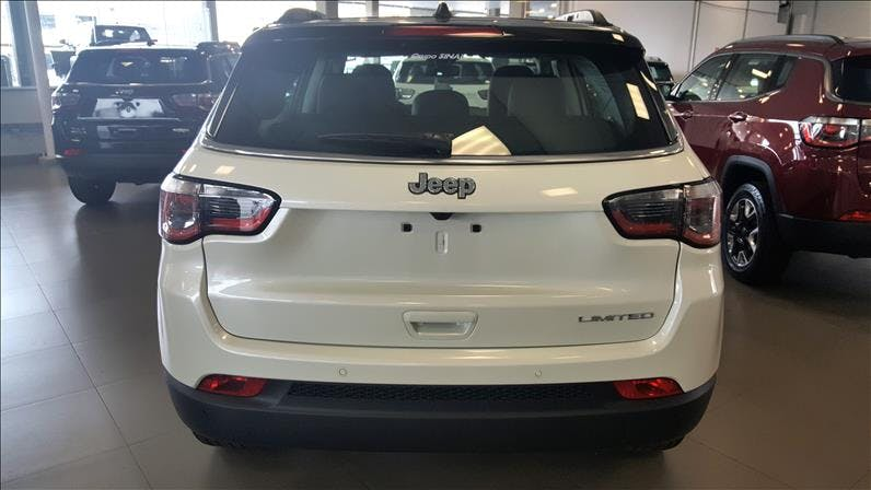 JEEP COMPASS 2.0 16V Limited 2018/2019 - Foto 2