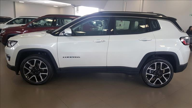 JEEP COMPASS 2.0 16V Limited 2018/2019 - Foto 3