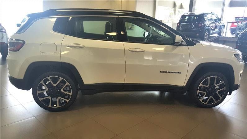 JEEP COMPASS 2.0 16V Limited 2018/2019 - Foto 4