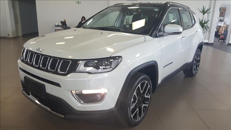 JEEP COMPASS 2.0 16V Limited 2018/2019 - Foto 5