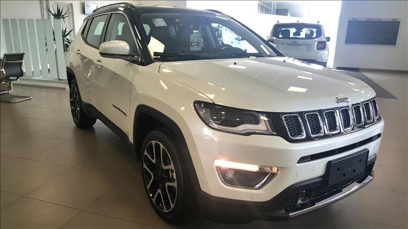JEEP COMPASS 2.0 16V Limited 2018/2019 - Thumb 6