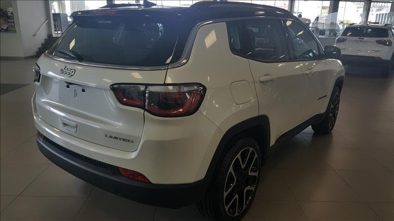 JEEP COMPASS 2.0 16V Limited 2018/2019 - Thumb 8