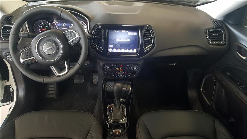 JEEP COMPASS 2.0 16V Limited 2018/2019 - Foto 9