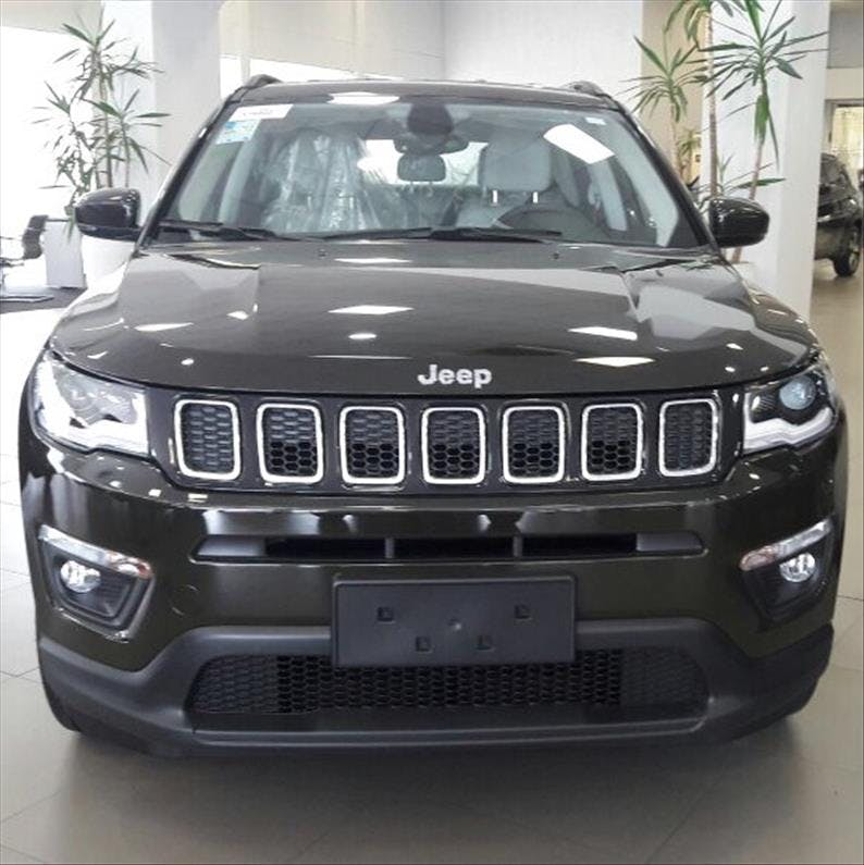 JEEP COMPASS 2.0 16V Longitude 2019/2019