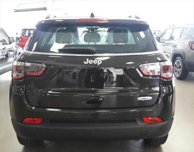 JEEP COMPASS 2.0 16V Longitude 2019/2019 - Foto 2