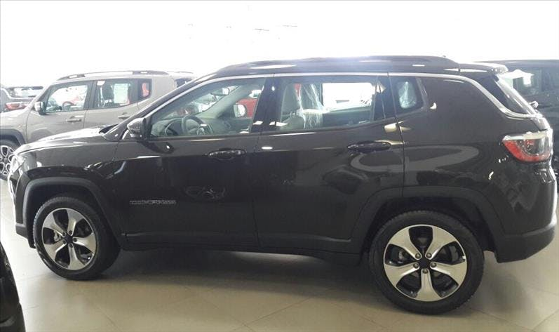 JEEP COMPASS 2.0 16V Longitude 2019/2019 - Foto 3