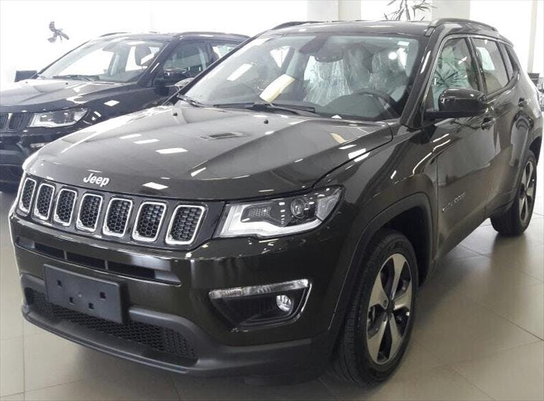 JEEP COMPASS 2.0 16V Longitude 2019/2019 - Foto 5
