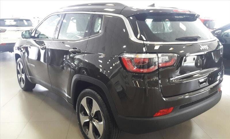 JEEP COMPASS 2.0 16V Longitude 2019/2019 - Foto 7
