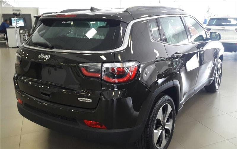JEEP COMPASS 2.0 16V Longitude 2019/2019 - Thumb 8
