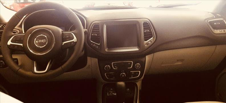 JEEP COMPASS 2.0 16V Longitude 2019/2019 - Foto 9