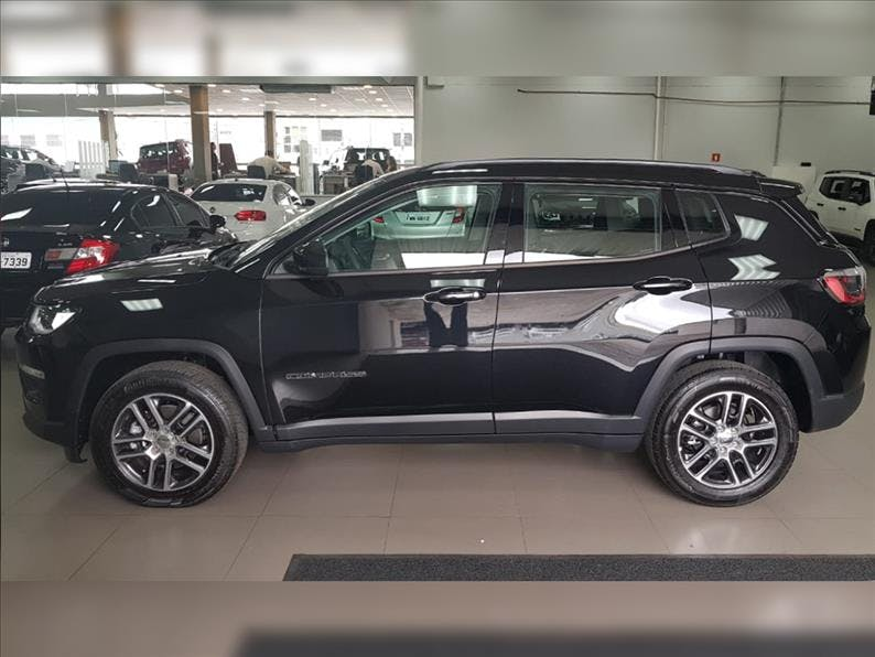 JEEP COMPASS 2.0 16V Sport 2018/2019 - Thumb 3