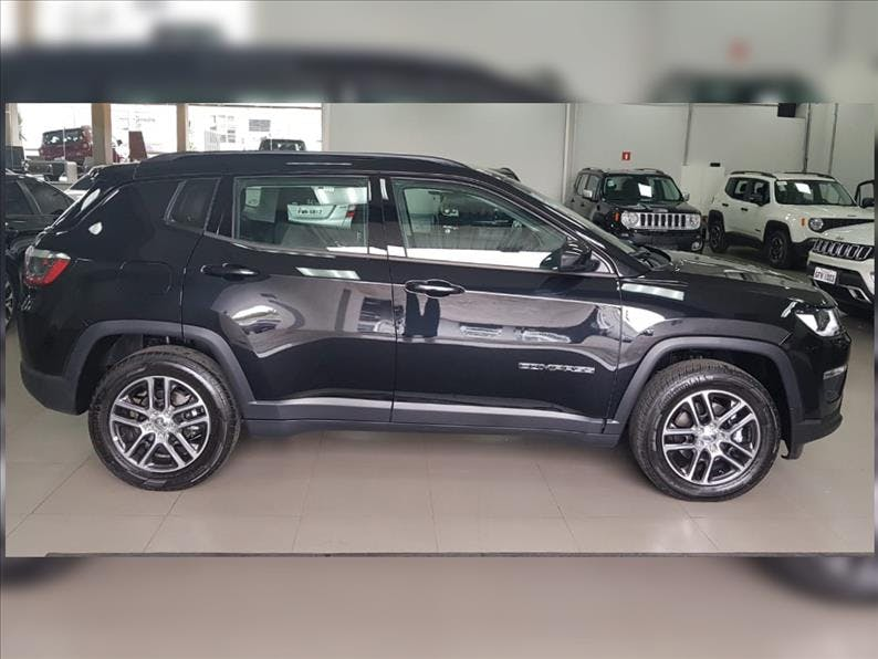JEEP COMPASS 2.0 16V Sport 2018/2019 - Thumb 4