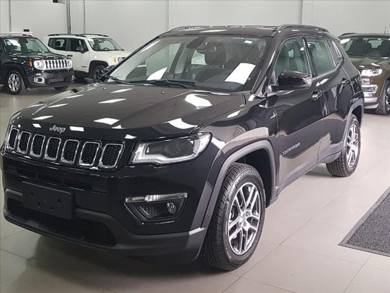 JEEP COMPASS 2.0 16V Sport 2018/2019 - Thumb 5