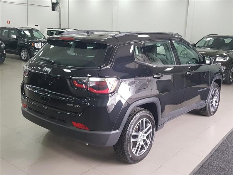 JEEP COMPASS 2.0 16V Sport 2018/2019 - Thumb 8