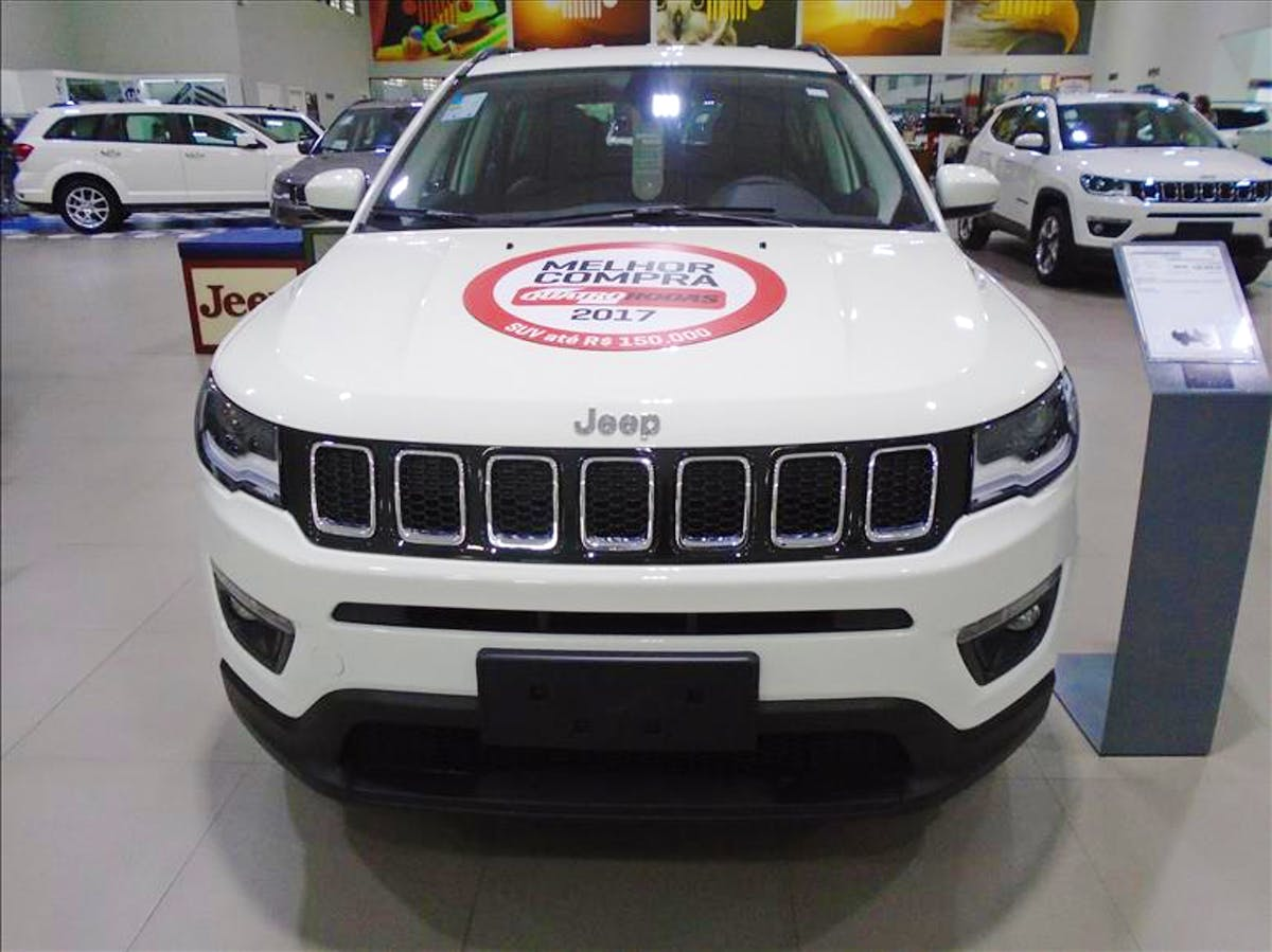 JEEP COMPASS 2.0 16V Longitude 2020/2021