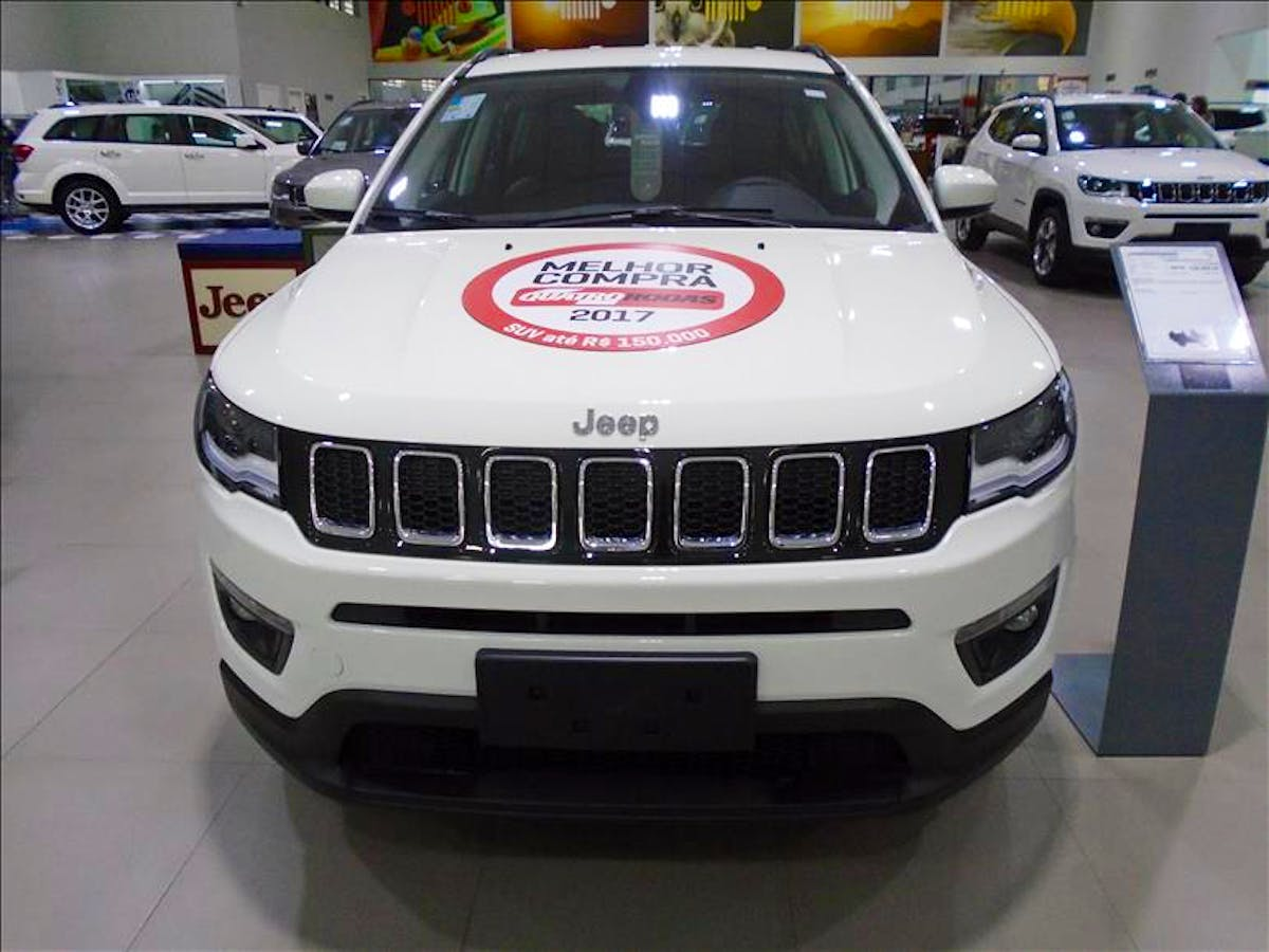 JEEP COMPASS 2.0 16V Longitude 2019/2020 - Foto 1