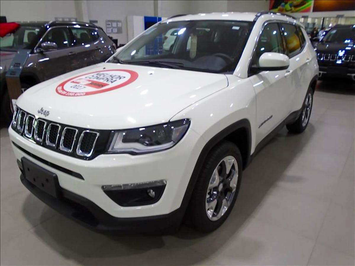 JEEP COMPASS 2.0 16V Longitude 2019/2020 - Foto 3
