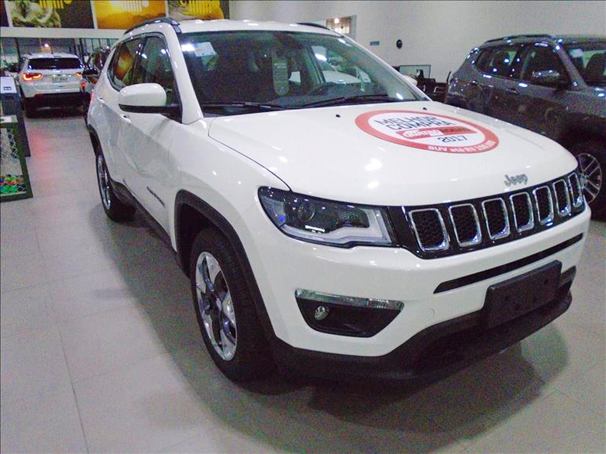 JEEP COMPASS 2.0 16V Longitude 2019/2020 - Foto 4
