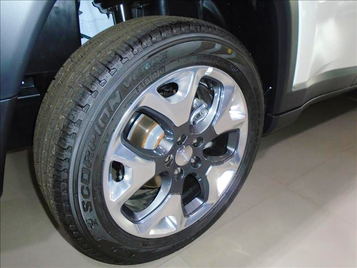 JEEP COMPASS 2.0 16V Longitude 2019/2020 - Foto 9