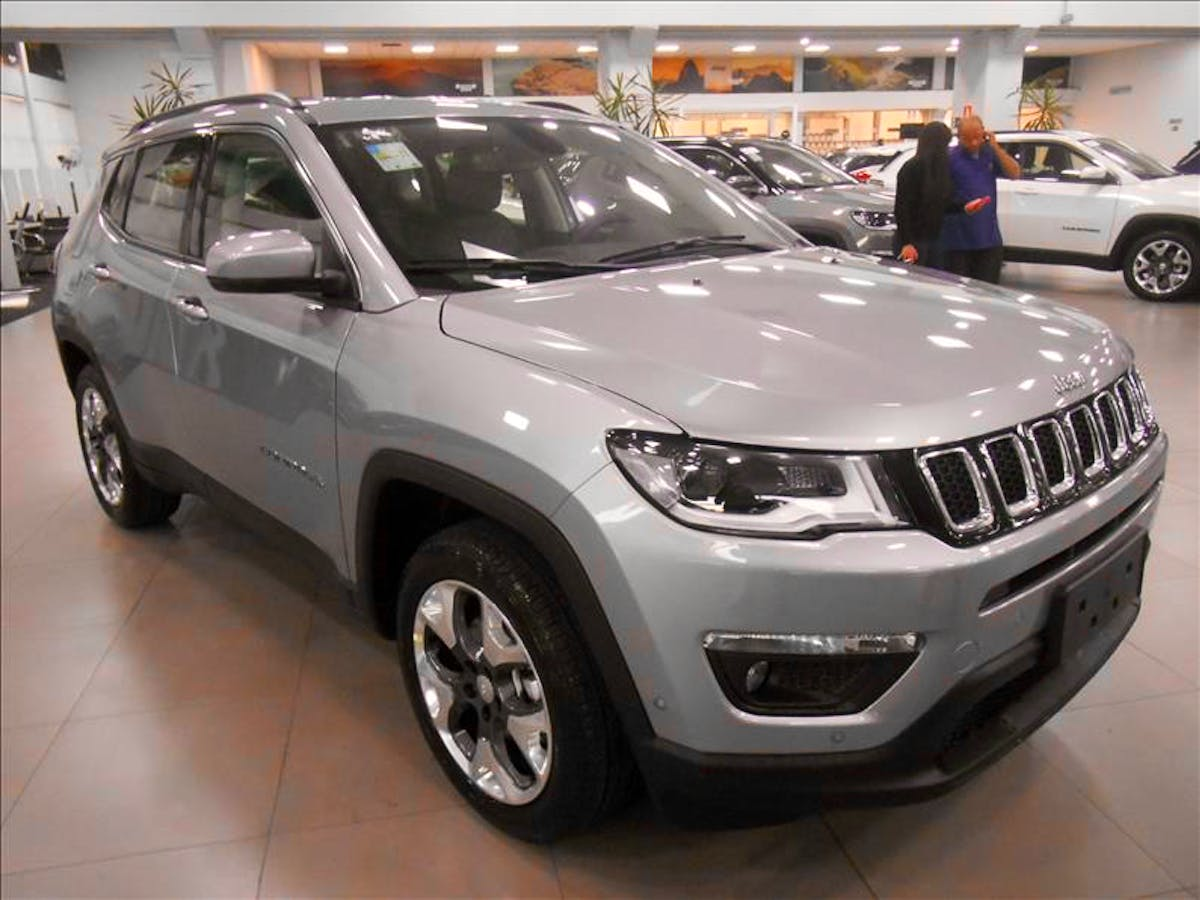 JEEP COMPASS 2.0 16V Longitude 2019/2020 - Foto 10