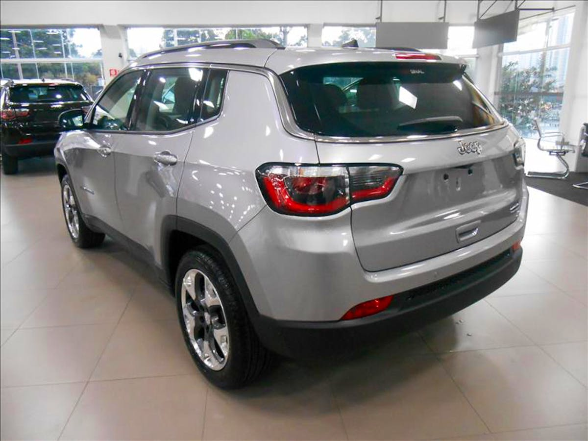 JEEP COMPASS 2.0 16V Longitude 2019/2020 - Foto 11