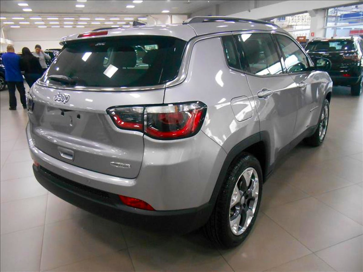 JEEP COMPASS 2.0 16V Longitude 2019/2020 - Foto 12