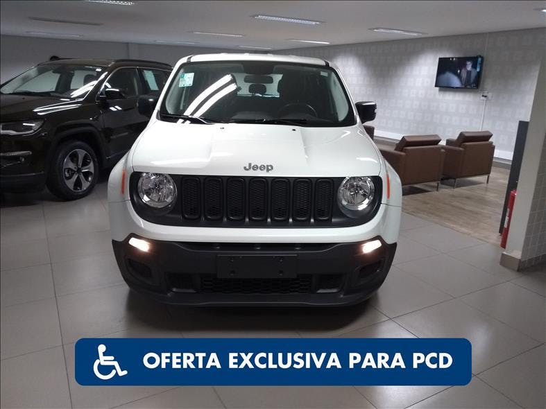 JEEP RENEGADE 1.8 16V 2018/2018 - Foto 1