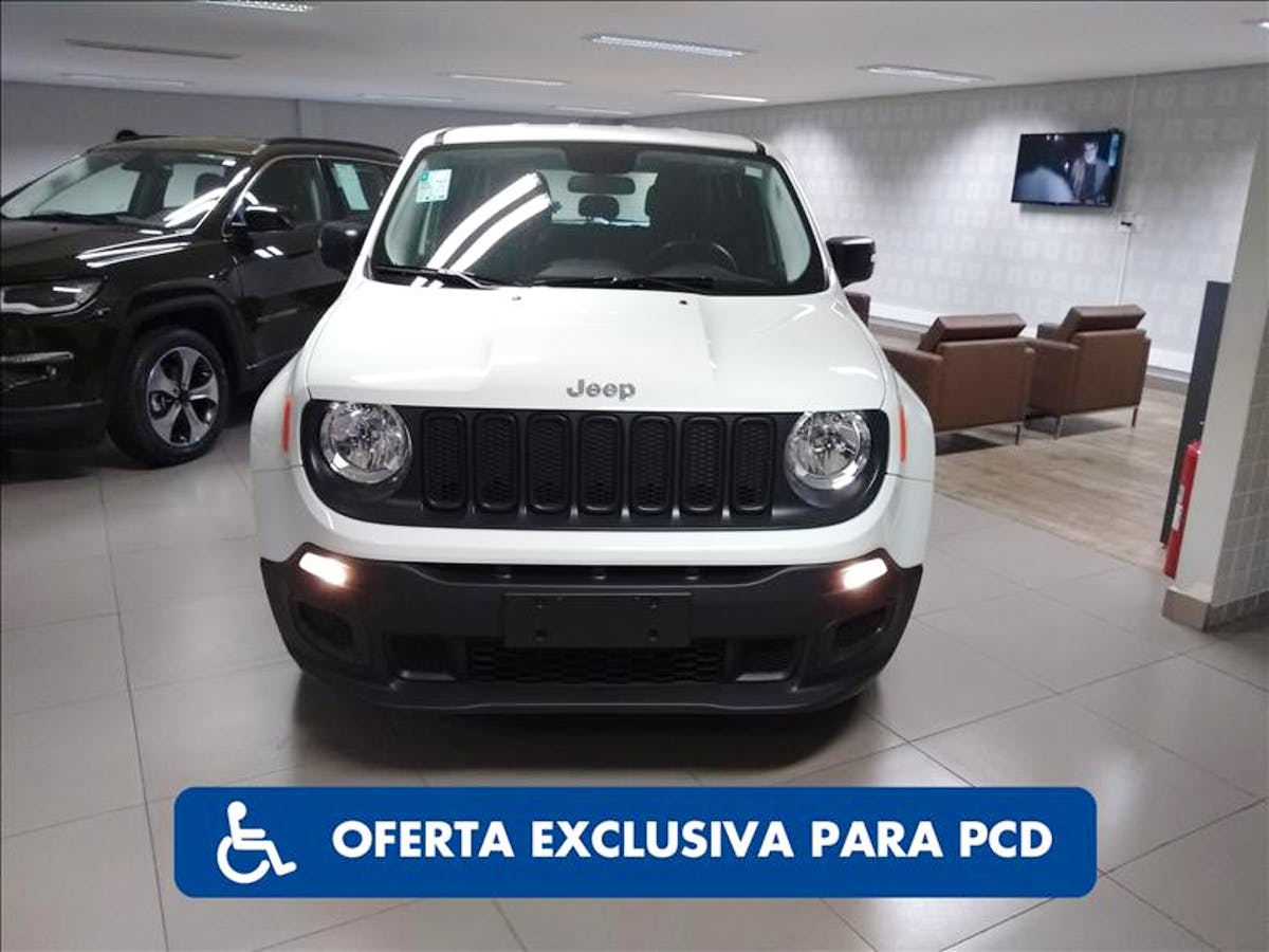 JEEP RENEGADE 1.8 16V 2019/2020 - Foto 1