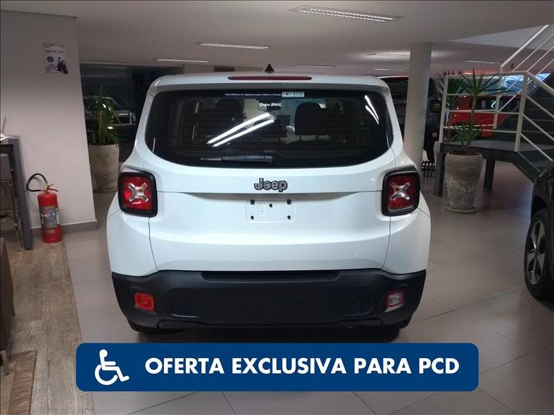 JEEP RENEGADE 1.8 16V 2018/2018 - Thumb 2