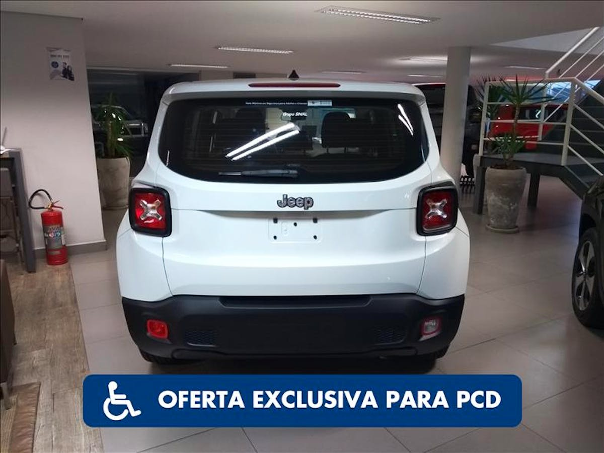 JEEP RENEGADE 1.8 16V 2019/2020 - Foto 2