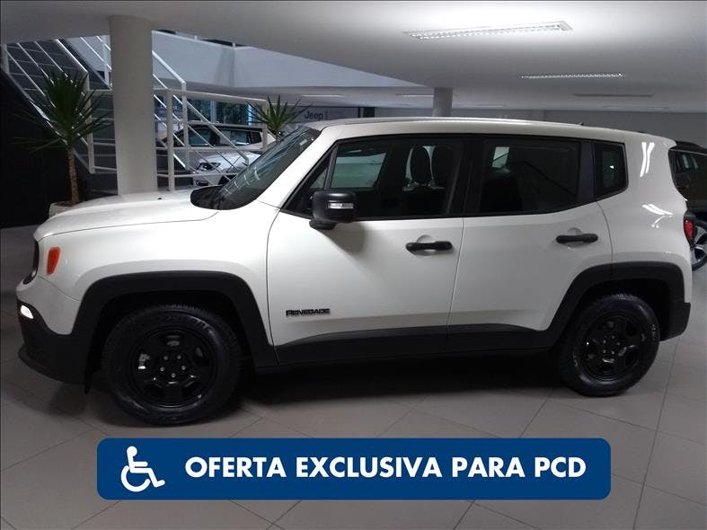 JEEP RENEGADE 1.8 16V 2018/2018 - Thumb 3