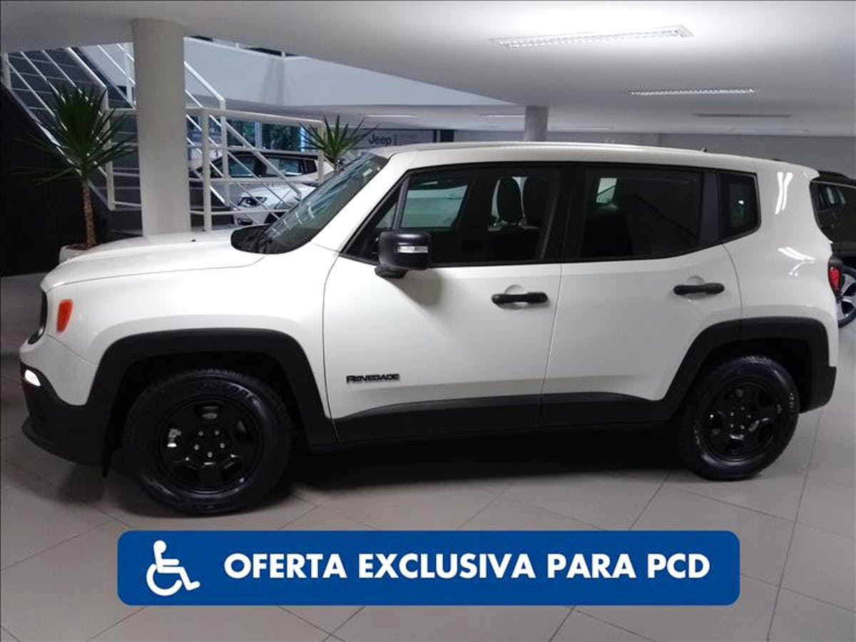 JEEP RENEGADE 1.8 16V 2019/2020 - Foto 3