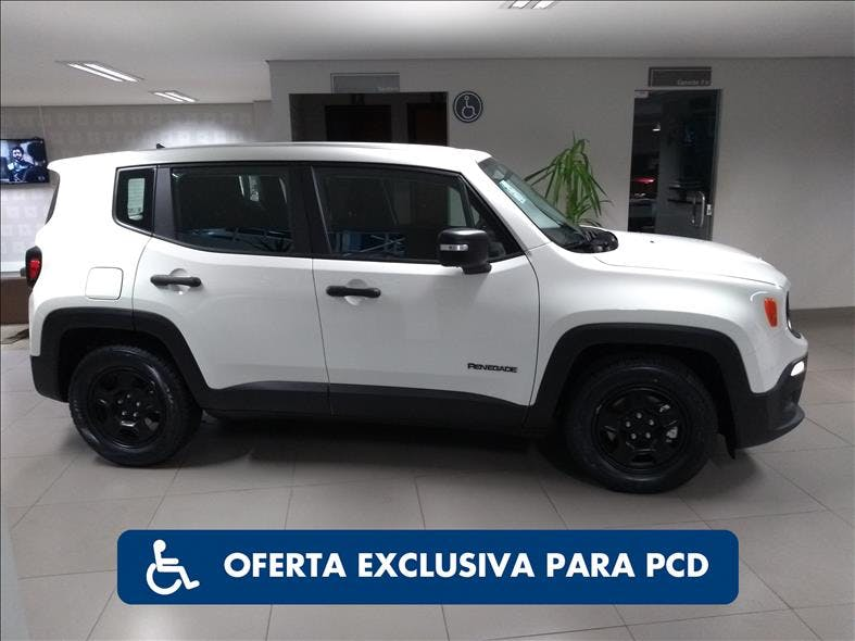 JEEP RENEGADE 1.8 16V 2018/2018 - Thumb 4