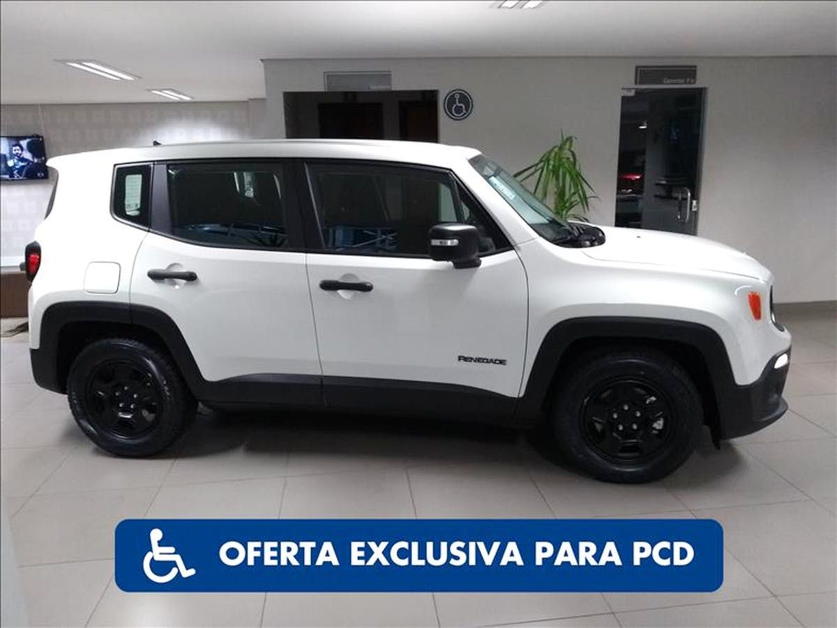 JEEP RENEGADE 1.8 16V 2019/2020 - Foto 4