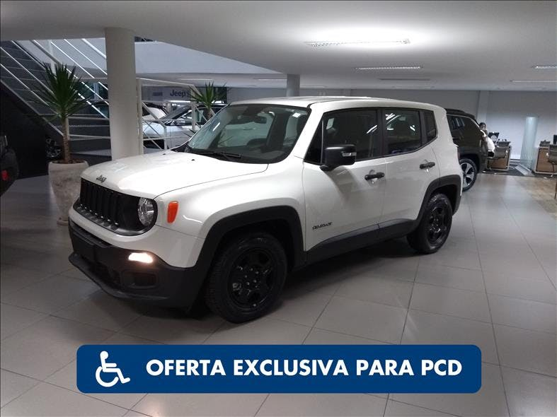 JEEP RENEGADE 1.8 16V 2018/2018 - Thumb 5