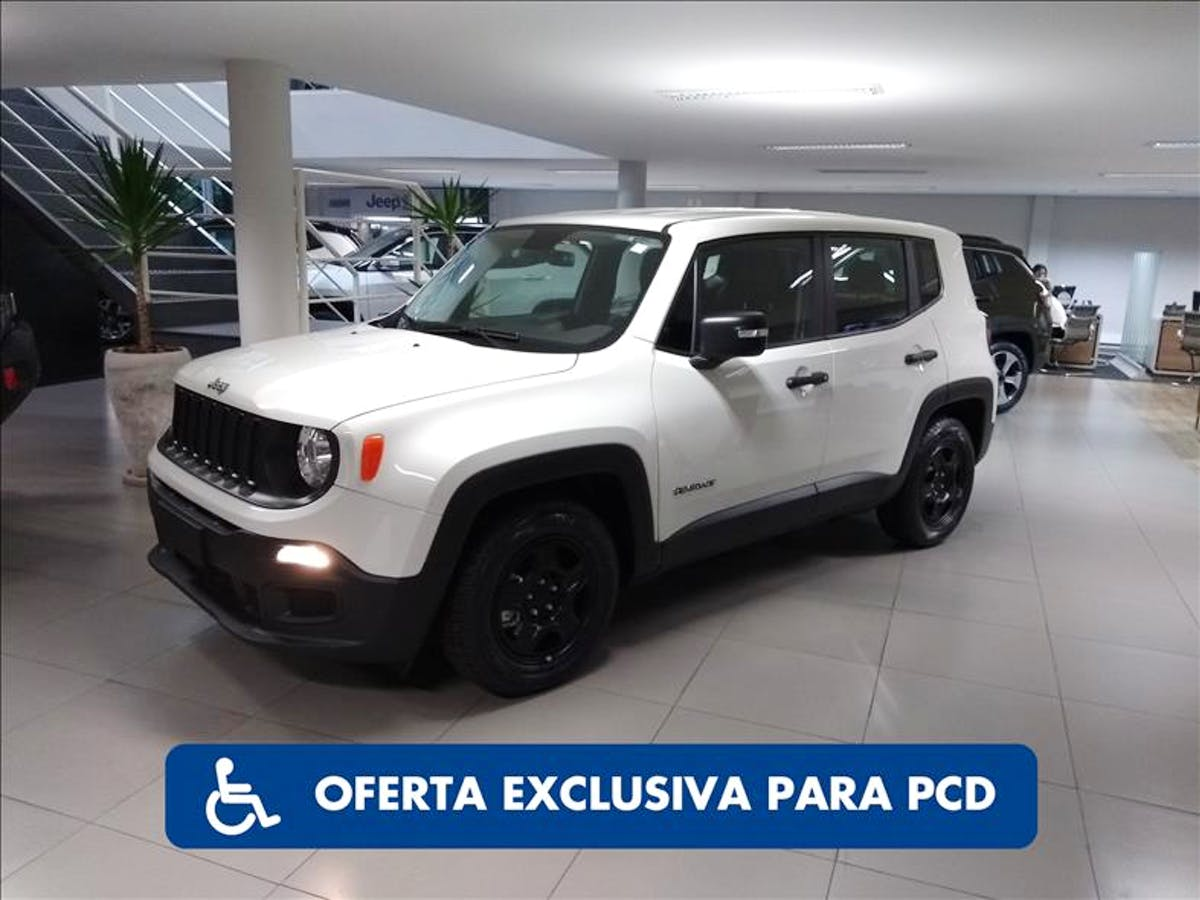 JEEP RENEGADE 1.8 16V 2019/2020 - Foto 5