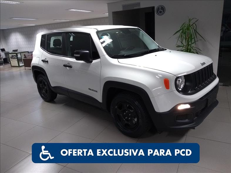 JEEP RENEGADE 1.8 16V 2018/2018 - Foto 6