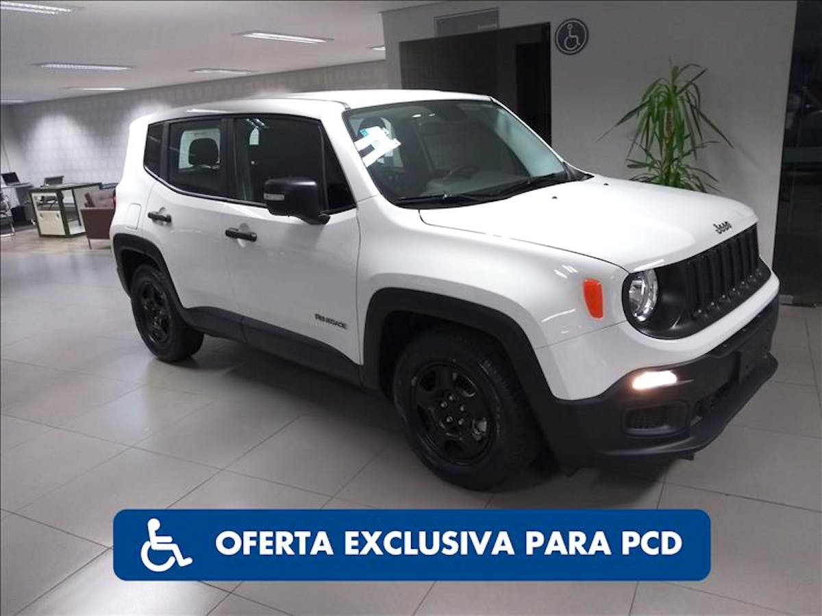 JEEP RENEGADE 1.8 16V 2019/2020 - Foto 6