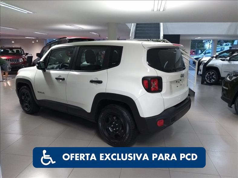 JEEP RENEGADE 1.8 16V 2018/2018 - Foto 7