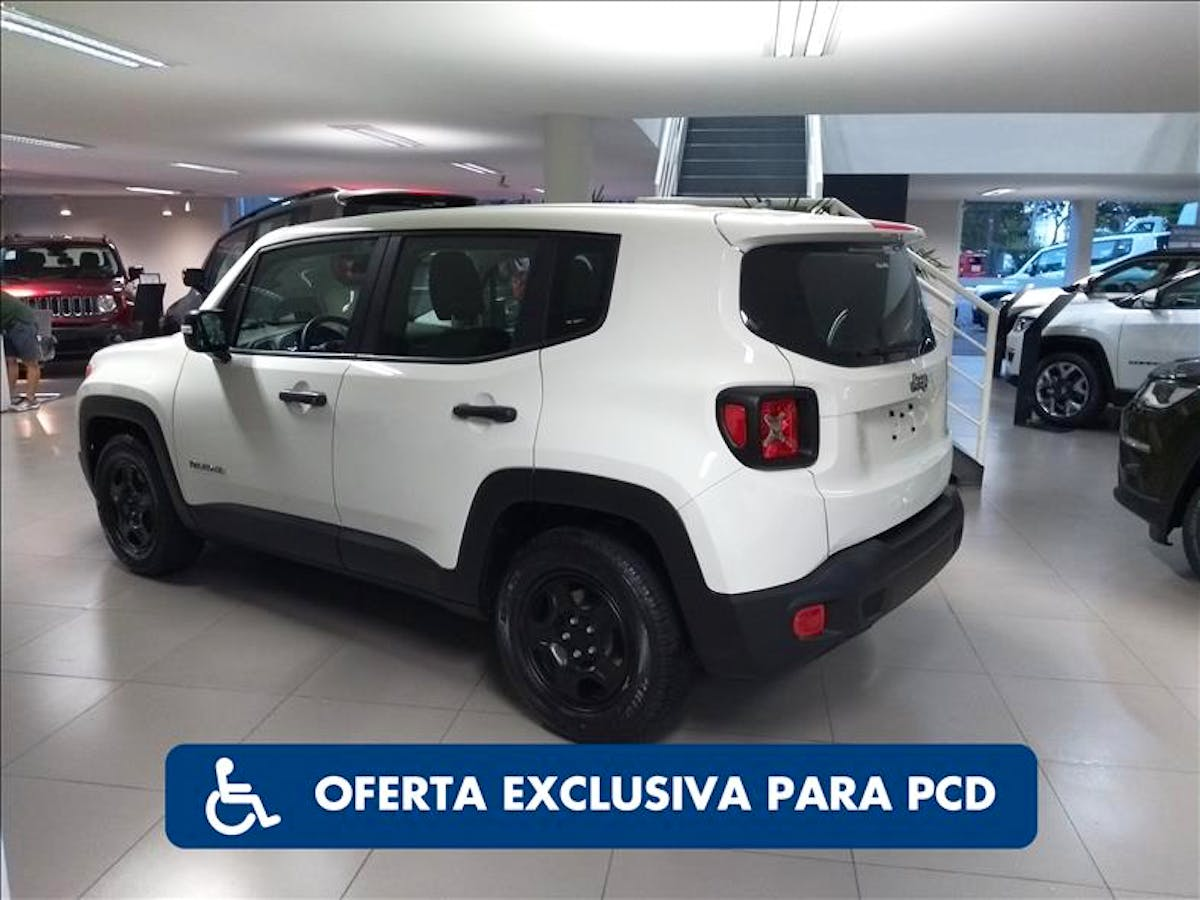 JEEP RENEGADE 1.8 16V 2019/2020 - Foto 7