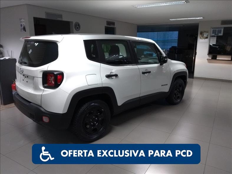 JEEP RENEGADE 1.8 16V 2018/2018 - Thumb 8