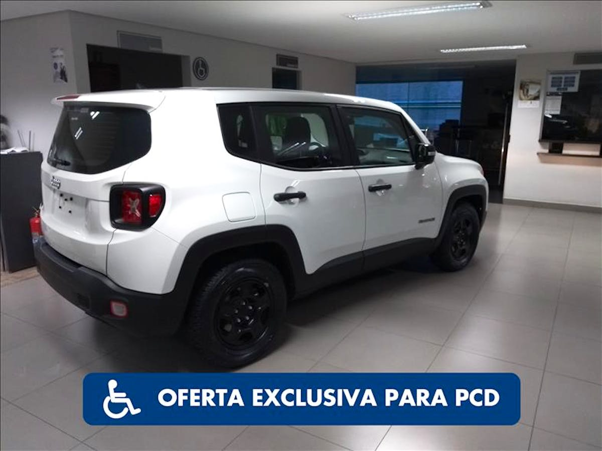 JEEP RENEGADE 1.8 16V 2019/2020 - Foto 8