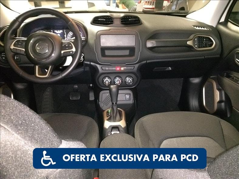 JEEP RENEGADE 1.8 16V 2018/2018 - Foto 9