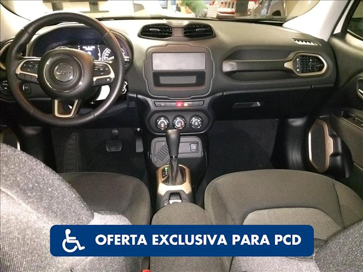 JEEP RENEGADE 1.8 16V 2019/2020 - Foto 9