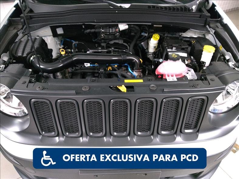 JEEP RENEGADE 1.8 16V 2018/2018 - Foto 11