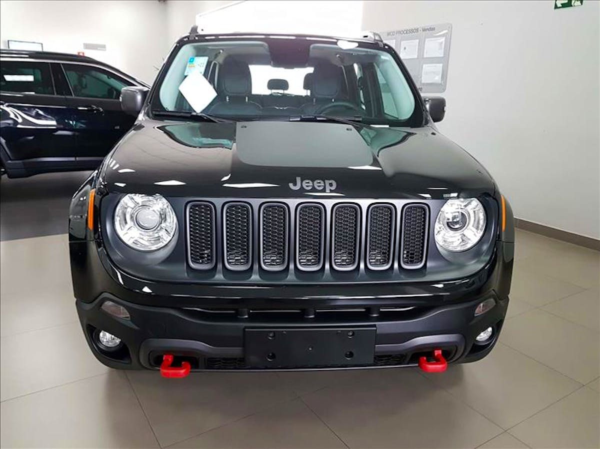 JEEP RENEGADE 2.0 16V Turbo Trailhawk 4X4 2019/2019