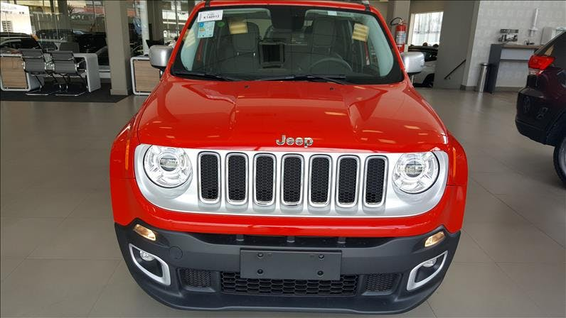 JEEP RENEGADE 1.8 16V Limited 2018/2018 - Thumb 1