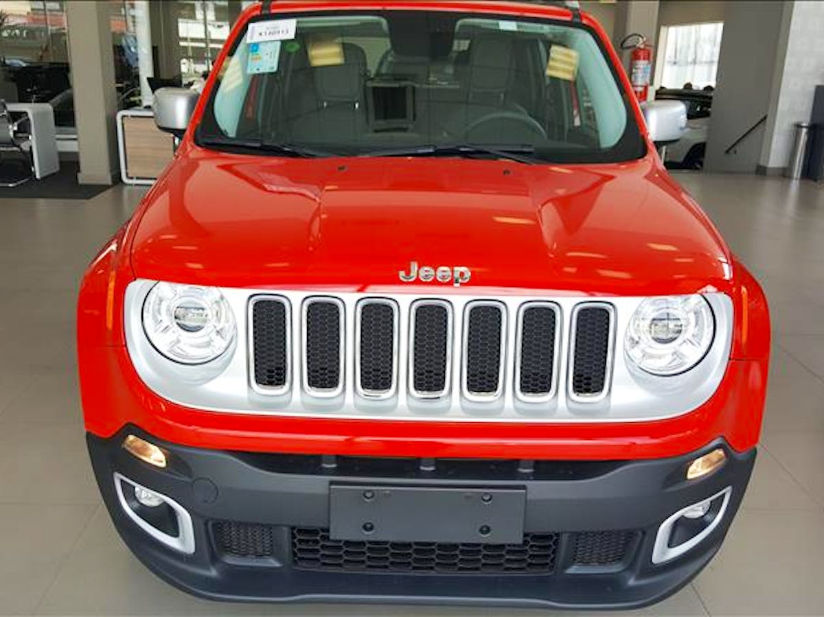 JEEP RENEGADE 1.8 16V Limited 2019/2019