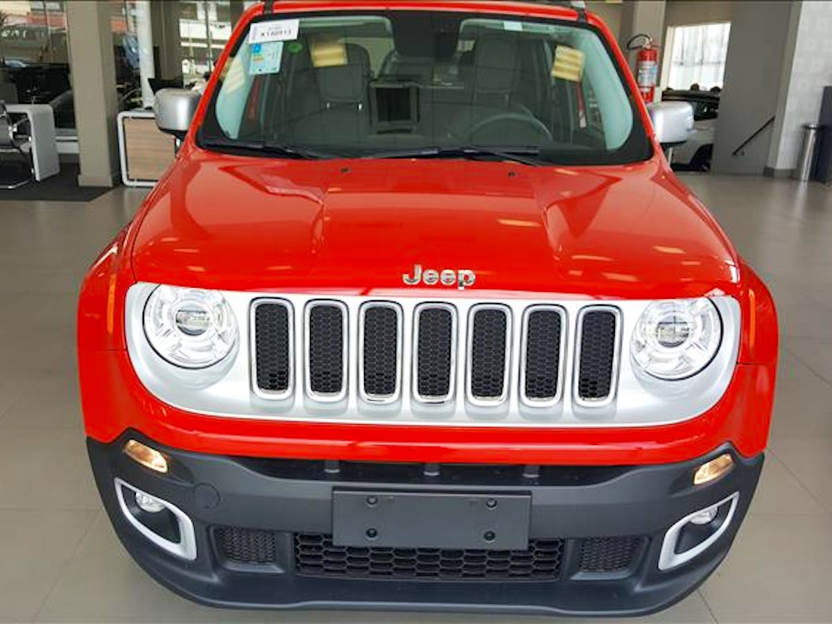 JEEP RENEGADE 1.8 16V Limited 2019/2019 - Foto 1