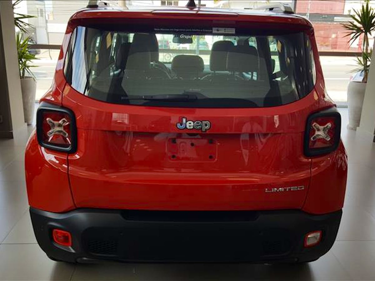 JEEP RENEGADE 1.8 16V Limited 2019/2019 - Foto 2